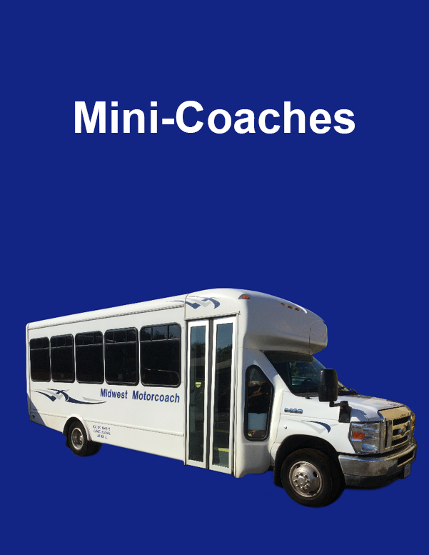 Mini-Coach Bus Midwest Motorcoach