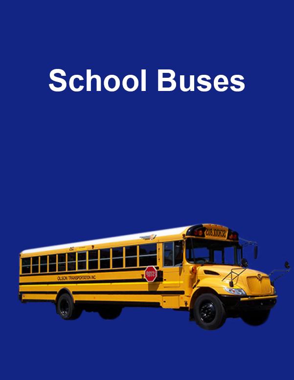 School Bus Olson Transportation Vehicle