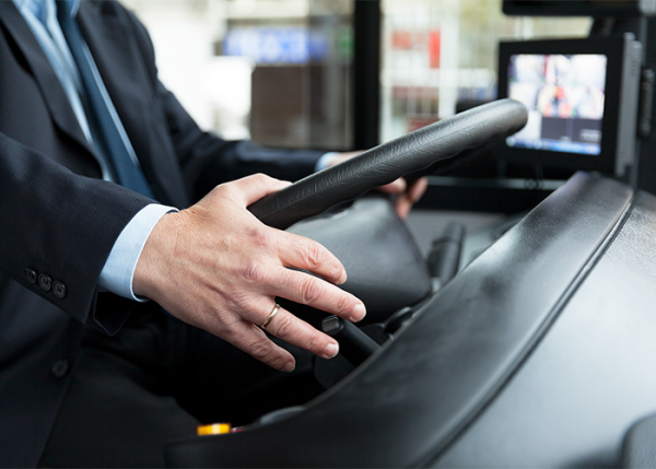 Midwest Motorcoach Driver for VIP