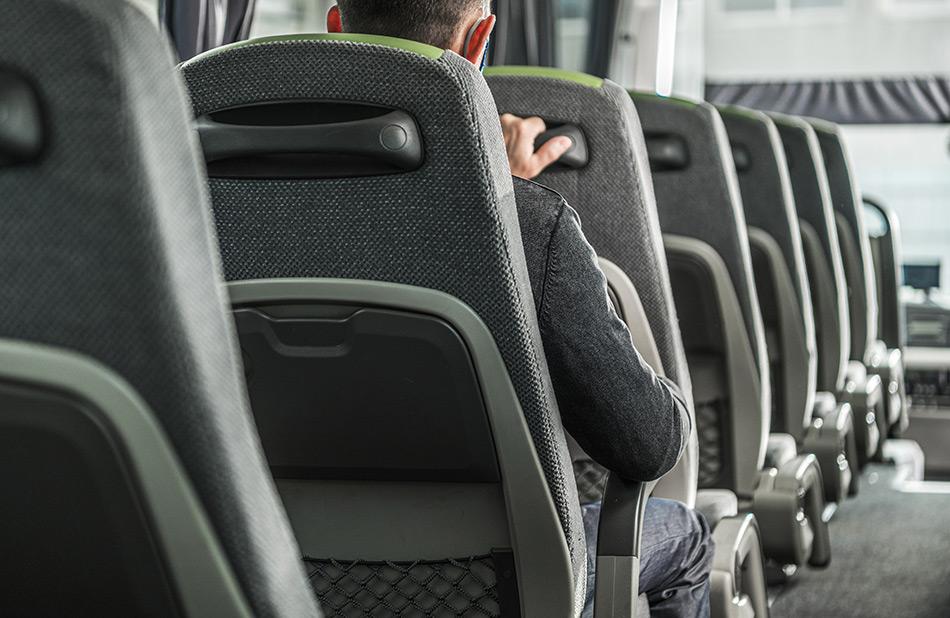 rent large coach